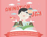 Poster Design: Animation Jam