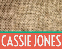 Cassie Jones - Web Design and Professional Branding