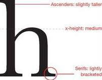 Letterform Classification