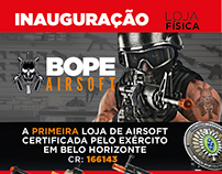 Fly Bope Airsoft