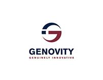 Genovity Brand Identity