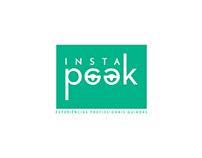 Imagem Gráfica, app/site | INSTAPEEK