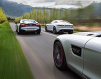 Supercar Triplets