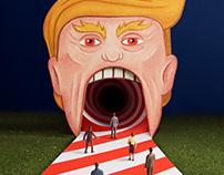 The NYT Magazine: Donald Trump