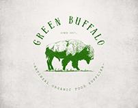 Logo for Green Buffalo