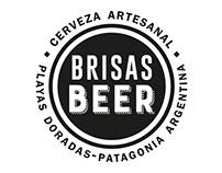 ISOLOGOTIPO BRISAS BEER