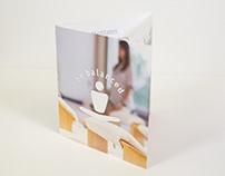 Be Balanced Brochure and Branding