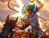 Artworks for Dawn of Gods