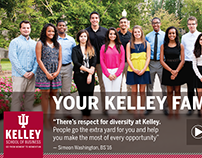 Kelley Admitted Student Postcard