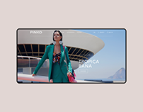 PINKO – Italian women's fashion brand