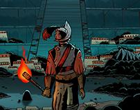 Terra Nova poster artwork