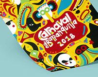 Carnaval de Barranquilla 2018 - poster