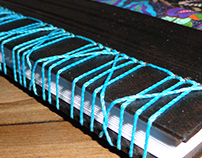 Sketchbook and Journals - Japanese Bookbinding