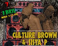 Flyer Reggae-dub