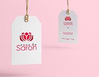 Rosa de Saron Brand identity