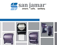 San Jamar's 2016 Jan San Catalog