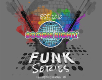 """Boogie Nights"" Night Club ""Funk Series"" Tee"