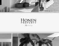 Immobilier / Identity + Webdesign