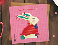 cartes illustrées par annelyse.fr