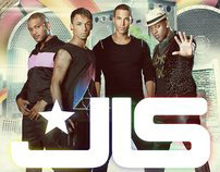 "JLS ""Jukebox"" Album Sleeve"
