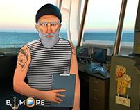 """""""At sea"""" game"""