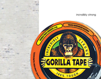 Advertising | Gorilla Tape Series