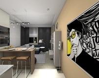 Apartment in Kiev 8
