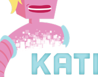 Katietron branding