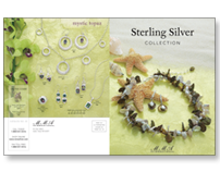 Art Direction: Silver Stars Catalog, Spring