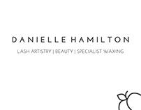 Logo Animation - Danielle Hamilton