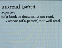 [un·read]
