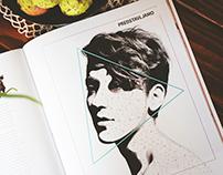 Triangles // Cover Design