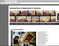 Winnetka Community House Website