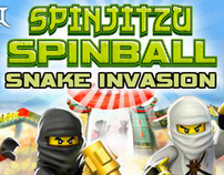 Spinjitzu Spinball