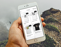 MEYY - T-Shirts Sharing and Selling App