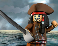 Pirates of the Caribbean Minigames