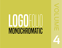 LogoFolio monochromatic Volume 4 [2007-2016]