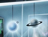 Poster // Química do Universo
