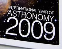 """Brochures // IYA2009 """"V3"""