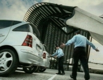 """Mercedes Classe A Spot tv 45"""""""