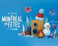 Montréal en Fêtes 2017
