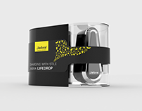 Lifedrop - Charger design and packaging