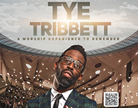 Tye Tribbett in London