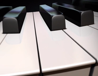 Pianoforte - Ebony and Ivory