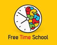 Free Time School branding