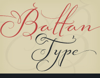 BALTAN TYPEFACE