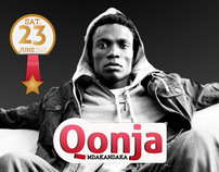 Qonja Poster (Club Performance)