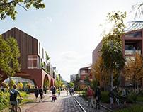 Masterplan in Copenhagen   BIG