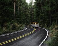 CGI: Road