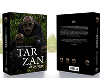 Book Cover: Tarzan of the apes